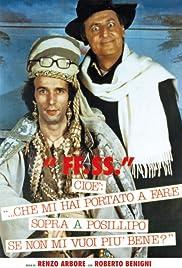 F.F.S.S., cioè: '...che mi hai portato a fare sopra a Posillipo se non mi vuoi più bene?' Poster