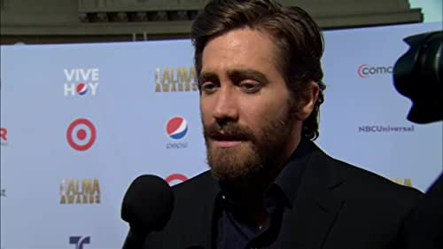 2012 Nclr Alma Awards: Jake Gyllenhaal, End Of Watch
