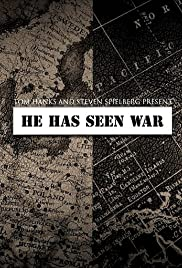 He Has Seen War Poster