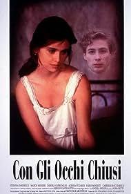 Debora Caprioglio in Con gli occhi chiusi (1994)