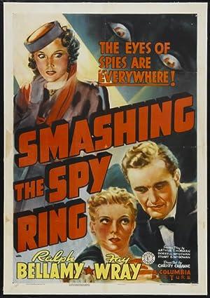 Christy Cabanne Smashing the Spy Ring Movie