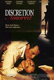Discretion Assured(1994) Poster - Movie Forum, Cast, Reviews
