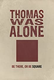 Thomas Was Alone Poster