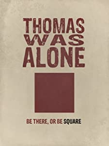 Latest english movies direct download Thomas Was Alone by Arnt Jensen [480x320]