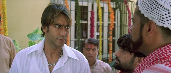 Ajay Devgn in Apaharan (2005)