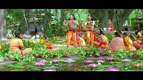 Sri Rama Rajyam Trailer