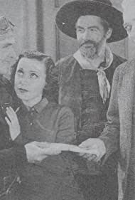 Marion Byron, John Elliott, George 'Gabby' Hayes, and Bob Steele in Breed of the Border (1933)