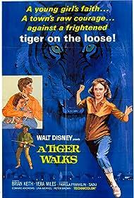 A Tiger Walks (1964) Poster - Movie Forum, Cast, Reviews