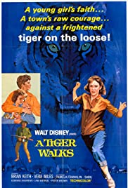 A Tiger Walks (1964) Poster - Movie Forum, Cast, Reviews