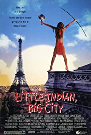 Little Indian, Big City Poster