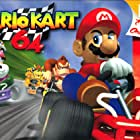 Charles Martinet and Thomas Spindler in Mario Kart 64 (1996)