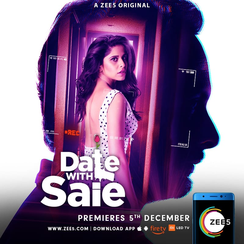 Date with Saie Movie Poster