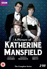 A Picture of Katherine Mansfield Poster