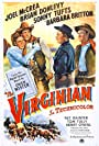 Brian Donlevy, Barbara Britton, Joel McCrea, and Sonny Tufts in The Virginian (1946)