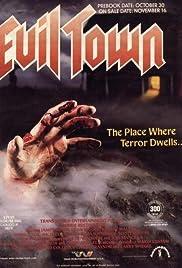 Evil Town(1977) Poster - Movie Forum, Cast, Reviews