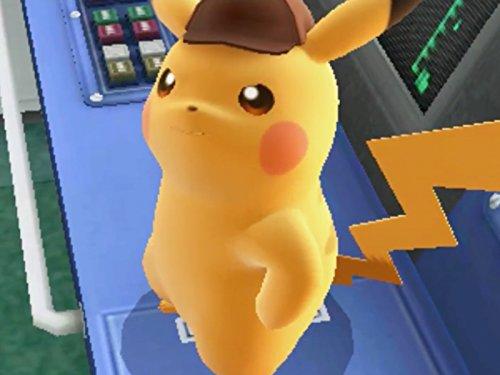 Detective Pikachu Gameplay 2018