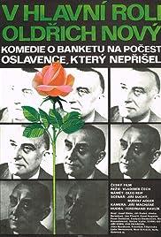 V hlavni roli Oldrich Novy Poster