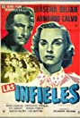 Las infieles (1953) Poster