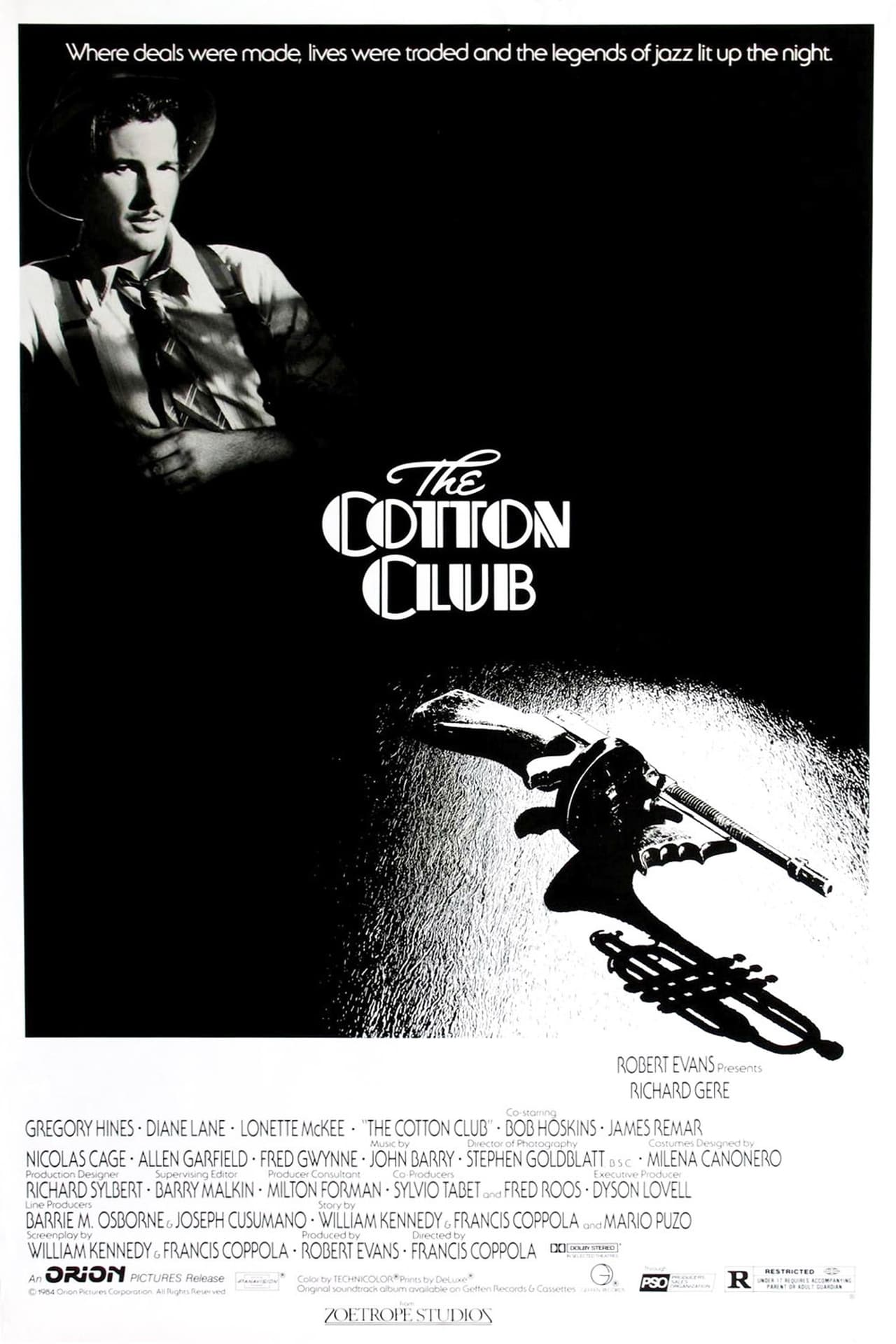 sc 1 st  IMDb & The Cotton Club (1984) - IMDb