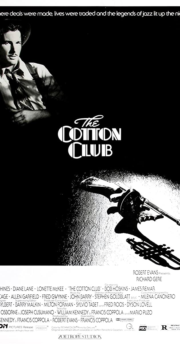 Subtitle of The Cotton Club