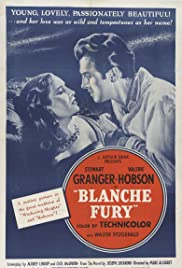 Blanche Fury Poster