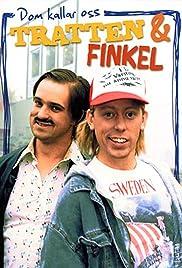 Dom kallar oss... Tratten & Finkel Poster