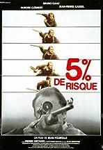 5% de risque