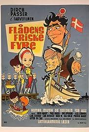 Flådens friske fyre Poster
