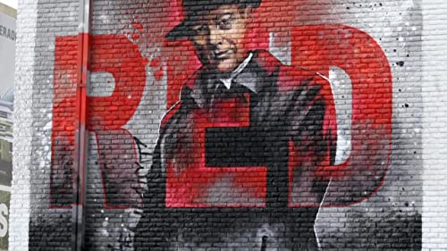 The Blacklist: Mural Dallas