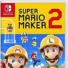 Charles Martinet and Lani Minella in Super Mario Maker 2 (2019)