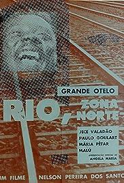 Rio Zona Norte Poster