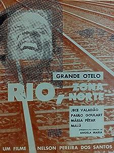 Latest downloadable movies english Rio Zona Norte by Nelson Pereira dos Santos [320p]