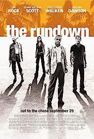 The Rundown (2003) Poster - Movie Forum, Cast, Reviews