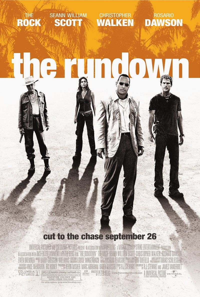 The Rundown (2003) Dual Audio [Hindi+English] Full Movie 480p, 720p Download