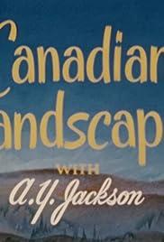 Canadian Landscape Poster