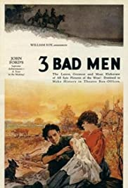 3 Bad Men Poster