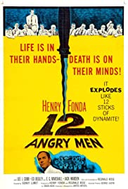 12 Angry Men Poster