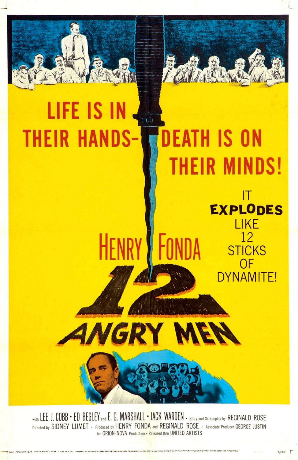 12 Angry Men (1957) BluRay 480p, 720p & 1080p