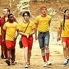 Steve Hytner, Adam Herschman, Leah Lewis, Adrian Kali Turner, Lucas Cruikshank, and Joey Bragg in Fred 3: Camp Fred (2012)