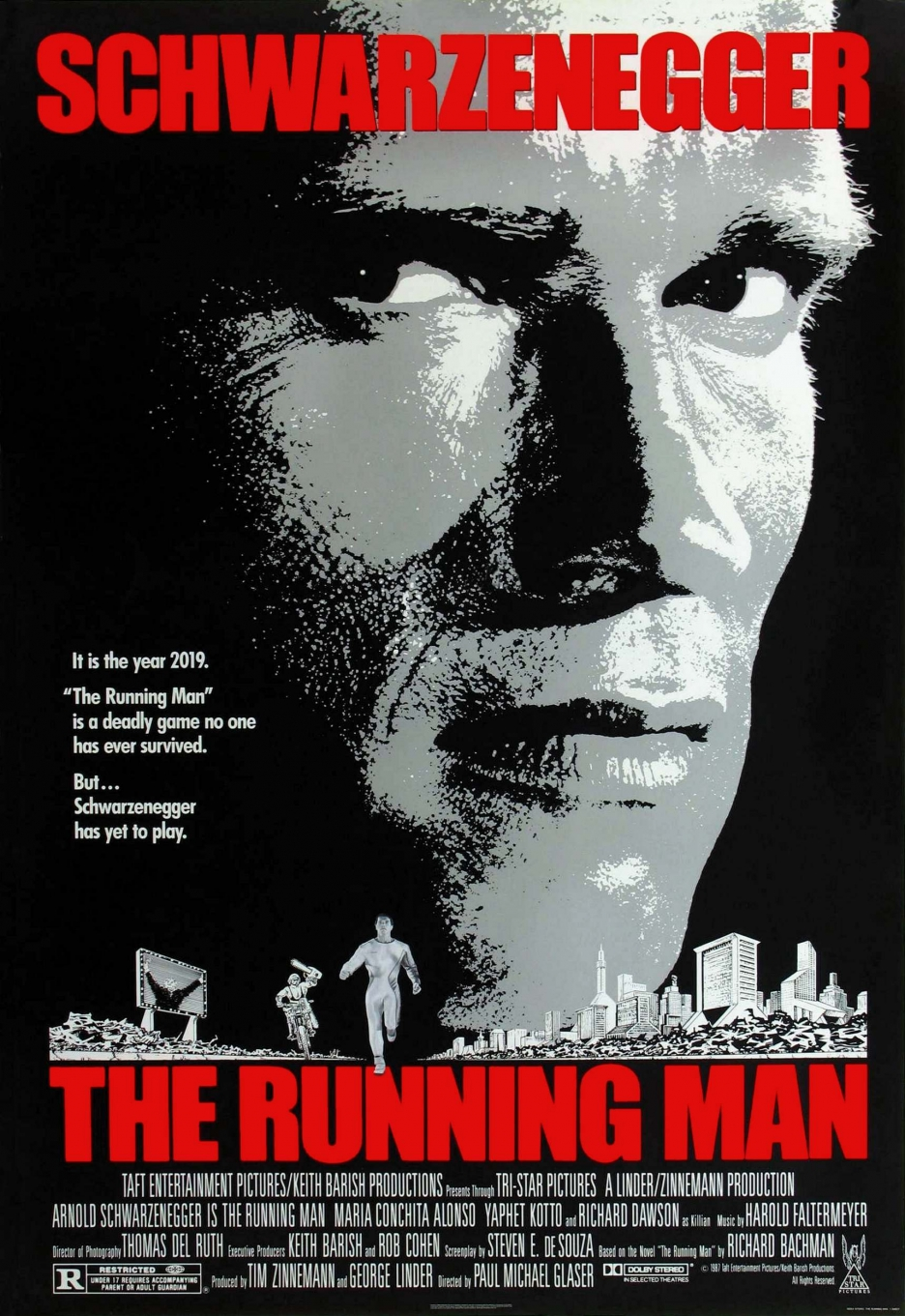The Running Man 1987 Imdb