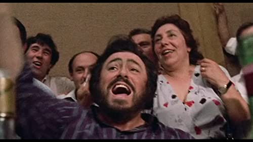 A look at the life and work of opera legend Luciano Pavarotti, directed by Ron Howard.