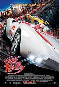 Matthew Fox and Emile Hirsch in Speed Racer (2008)