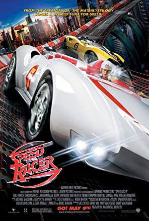 Movie Speed Racer (2008)
