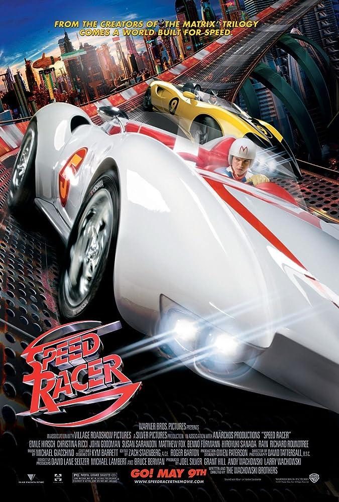Assistir Speed Racer Online