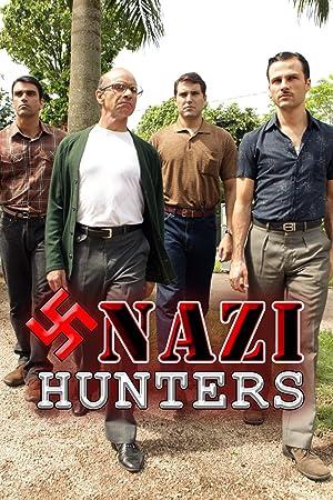 Where to stream Nazi Hunters
