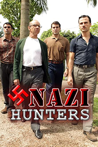Nazi Hunters 1ª Temporada - Poster