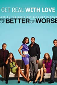 Tasha Smith, Michael Jai White, and Crystle Stewart in For Better or Worse (2011)