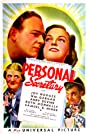 Personal Secretary (1938) Poster