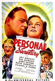 Personal Secretary Poster
