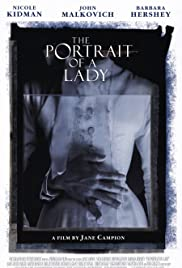 The Portrait of a Lady (1996) Poster - Movie Forum, Cast, Reviews